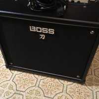 SOLD!Boss Katana 50 with Eminence Legend