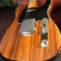 Fender Rosewood Telecaster MIJ (1985-Early 90s) Natural Rosewood