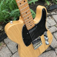 Two terrific Telecasters for sale!