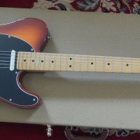 Fender Modern Player Plus with Duncans and a Tweed case