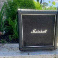 Marshall Lead 12 single cabinet **black price drop**