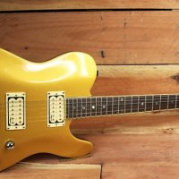 Telecaster set-neck FSR HH Gold