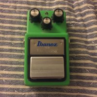 Ibanez Tube Screamer with Mod