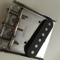 Like new Dimarzio Area-T 408 Bridge Pickup