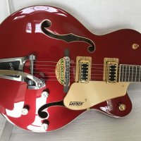 New Gretsch G5420T Red with Gold Hardware, $650