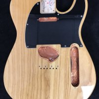 Fender FSR Natural Ash Telecaster body