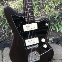 Custom All-Rosewood Jazzmaster