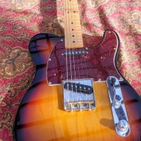 Fender classic player FSR tele sunburst, maple neck / Tom Anderson