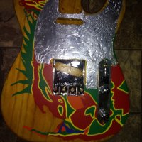 Dragon page telecaster body and more