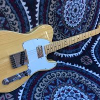 Fender Albert Collins 66'Reissue CIJ