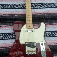 MIM tele with upgrades