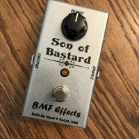 BMF Son of Bastard Clean Boost Pedal
