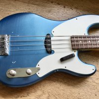 1954 Style Precision Bass in Lake Placid Blue - Celebrity owned