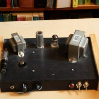 Gilmore Jr 1/2 Tube Amplifier (Price Drop)