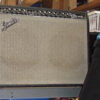 Twin Reverb for a Mesa Boogie
