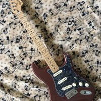 FENDER DELUXE ROADHOUSE Copper Stratocaster