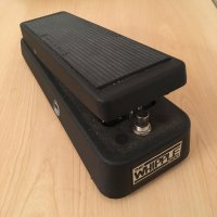 Dunlop Crybaby Wah with Whipple Mod / Upgrade