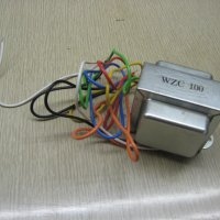 Weber VZC100 impedance transformer