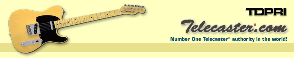 The Fender Telecaster Guitar authority in the world. Information on electric guitars, amps, effects, and more. With guitar photo galleries, Free guitar Classified Ads, guitar reviews, music and guitar articles, guitar resources and more.
