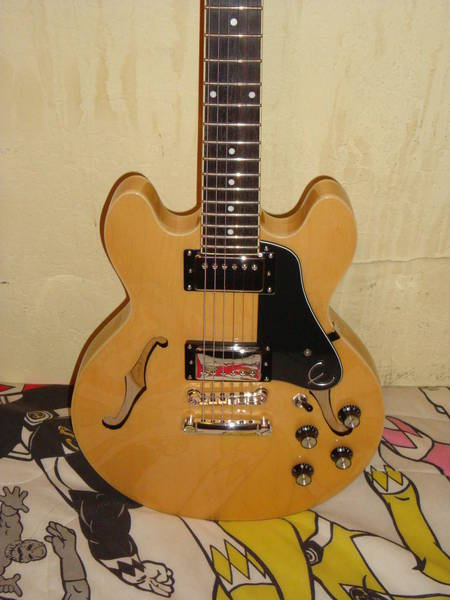 The Guitar Dater Project - Epiphone Serial Number Decoder
