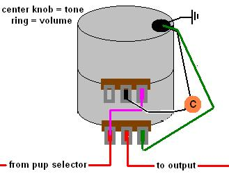 Concentric Potentiometer Wiring Diagram