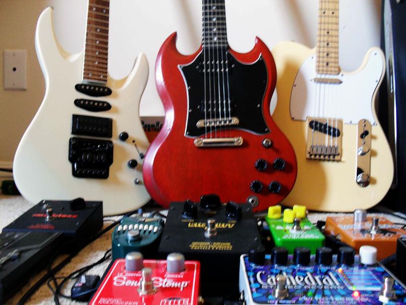 big muff love telecaster guitar forum. Black Bedroom Furniture Sets. Home Design Ideas