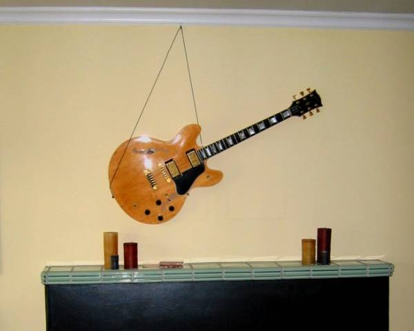 How To Hang Guitar On Wall hanging your guitar? | telecaster guitar forum