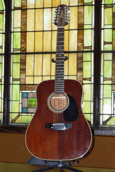Takamine 12 String With Many Issues Whats It Worth The Acoustic