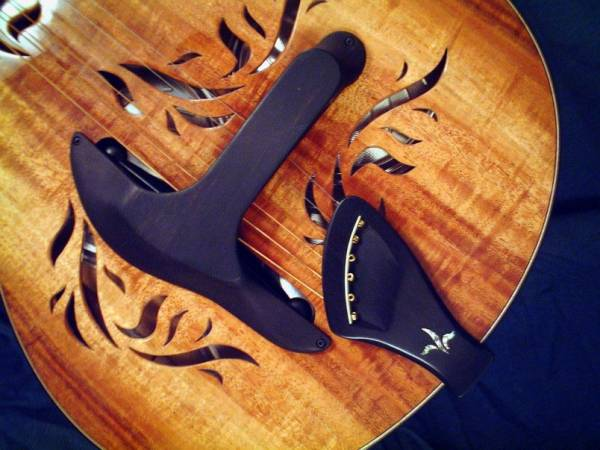 Tailpiece Guitar Wood Wood Tailpieces And i Use