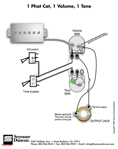Phat cat wiring diagram 23 wiring diagram images wiring diagrams p90withtonebypassandkillswitch should i change hbs into p90s on my hollowbody telecaster phat cat wiring diagram asfbconference2016 Image collections