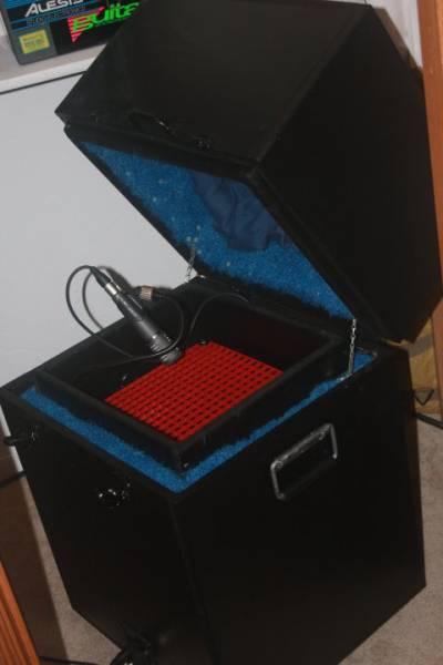 Amp isolation box | Telecaster Guitar Forum