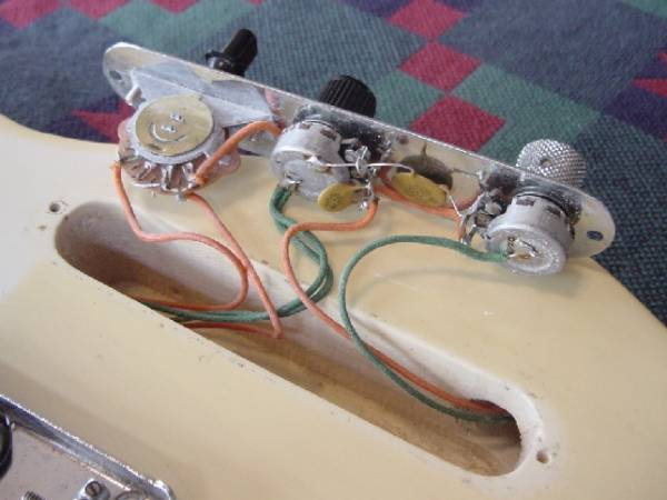 Show me the wiring in your 67-69 Tele! | Telecaster Guitar Forum