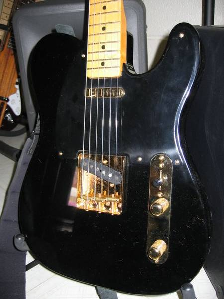 Dating a 52 reissue telecaster
