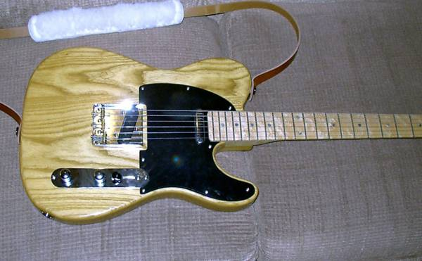 show us your teles with natural finish page 4 telecaster guitar forum. Black Bedroom Furniture Sets. Home Design Ideas