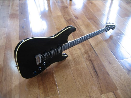 Fender Aerodyne Strat Crafted In Japan