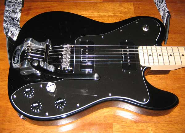 bigsby for tele which one telecaster guitar forum. Black Bedroom Furniture Sets. Home Design Ideas