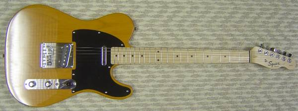 threads butterscotch squier affinity tele help please