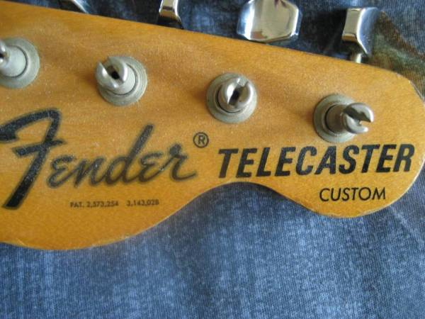 dating telecaster body