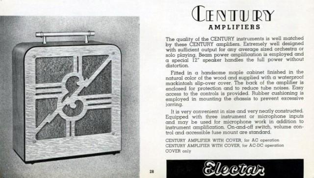 Electarcenturyamp