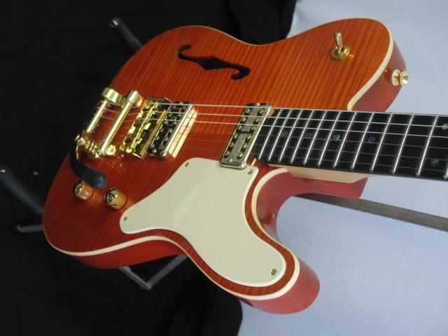 Gretsch-O-Caster thinline S-N- 11393 004 (1)