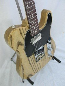 Matts grain enhanced chambered tele 003