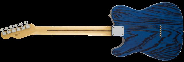 Sandblast Blue rear